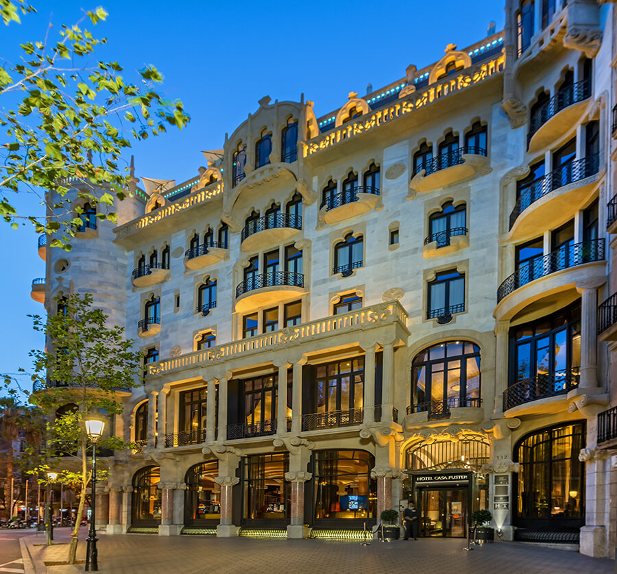 Photo Gallery Hotel Casa Fuster Barcelona