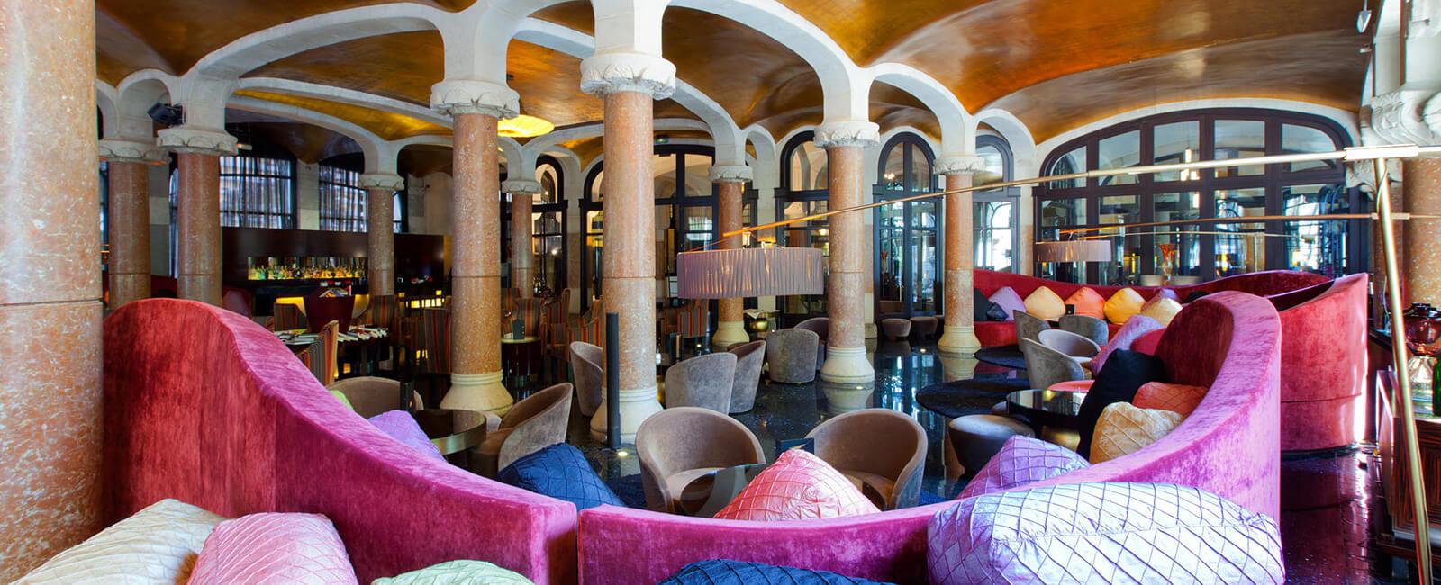 Café Vienés Barcelona Hotel Casa Fuster